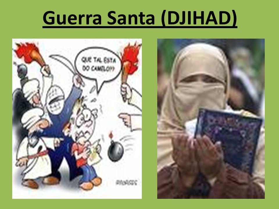 Guerra Santa (DJIHAD)