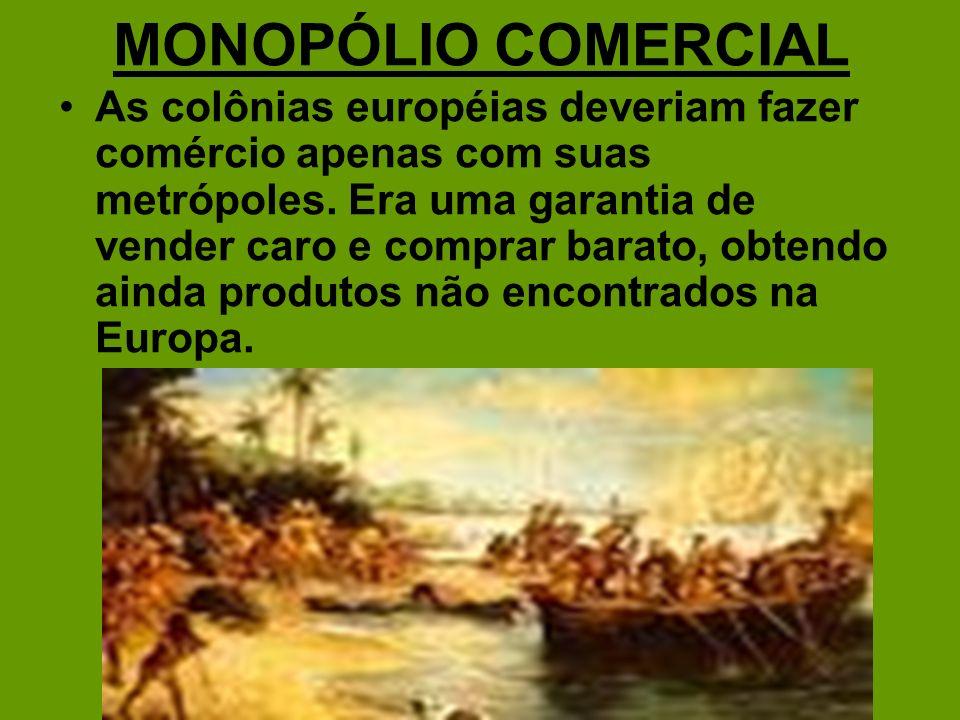MONOPÓLIO COMERCIAL
