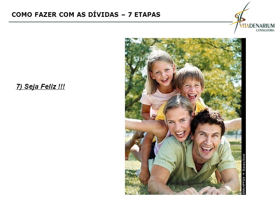 COMO FAZER COM AS DÍVIDAS – 7 ETAPAS