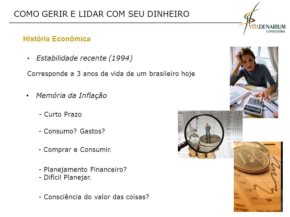COMO GERIR E LIDAR COM SEU DINHEIRO