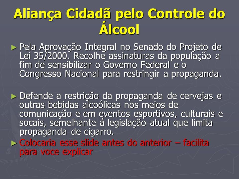Aliança Cidadã pelo Controle do Álcool