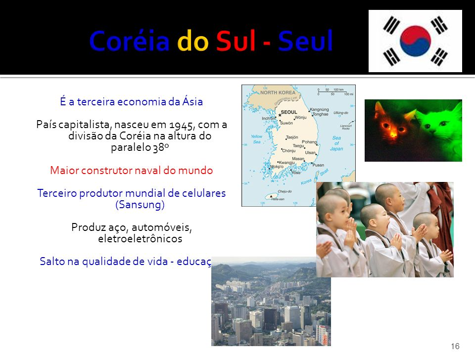 Coréia do Sul - Seul