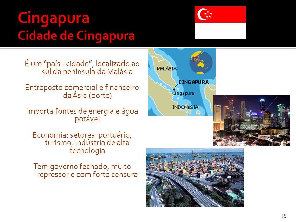 Cingapura Cidade de Cingapura