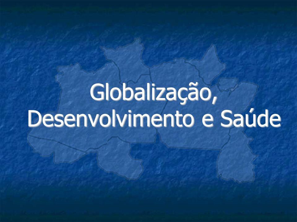 Desenvolvimento e Saúde