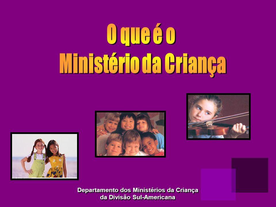 Departamento dos Ministérios da Criança da Divisão Sul-Americana