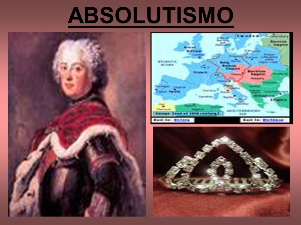 ABSOLUTISMO