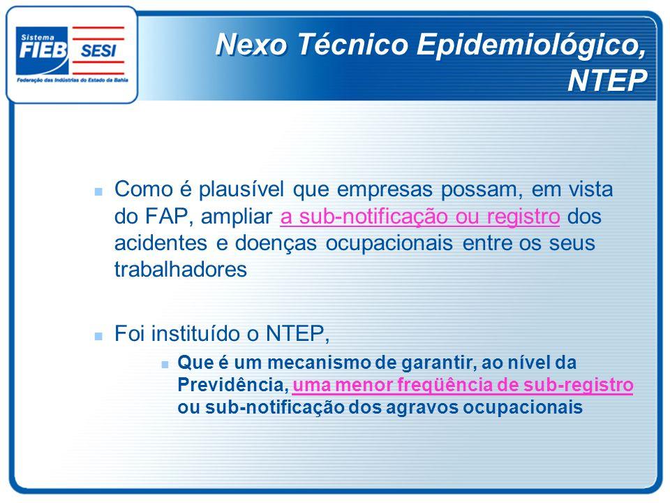 Nexo Técnico Epidemiológico, NTEP