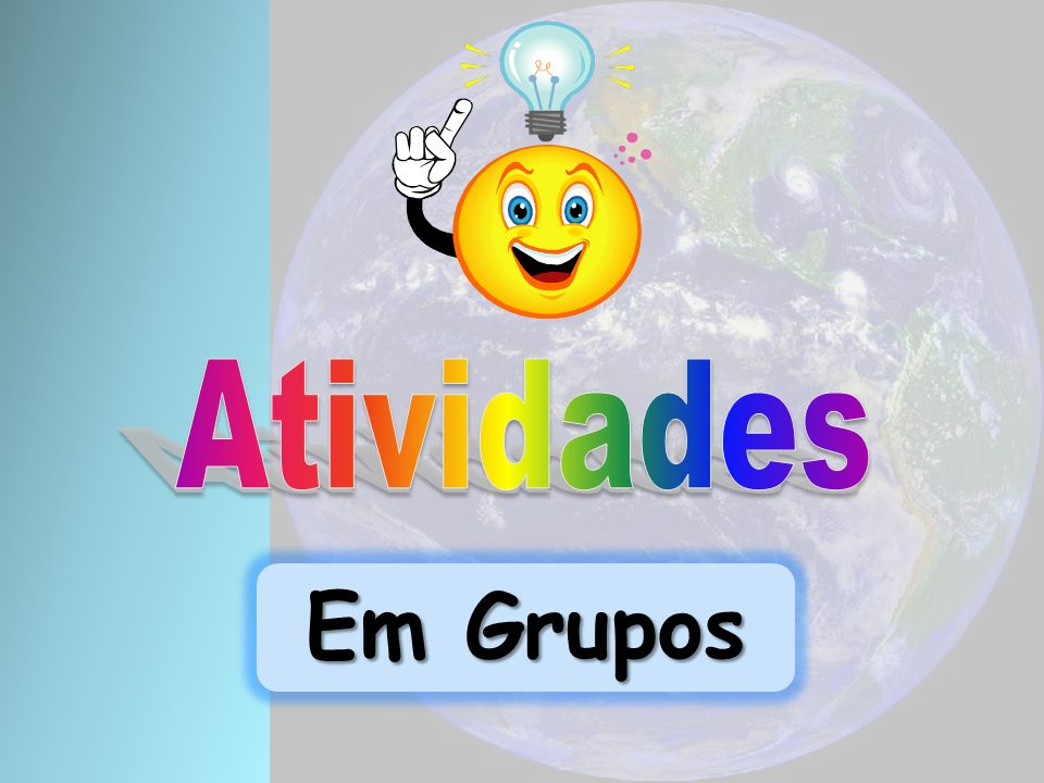 Atividades Em Grupos
