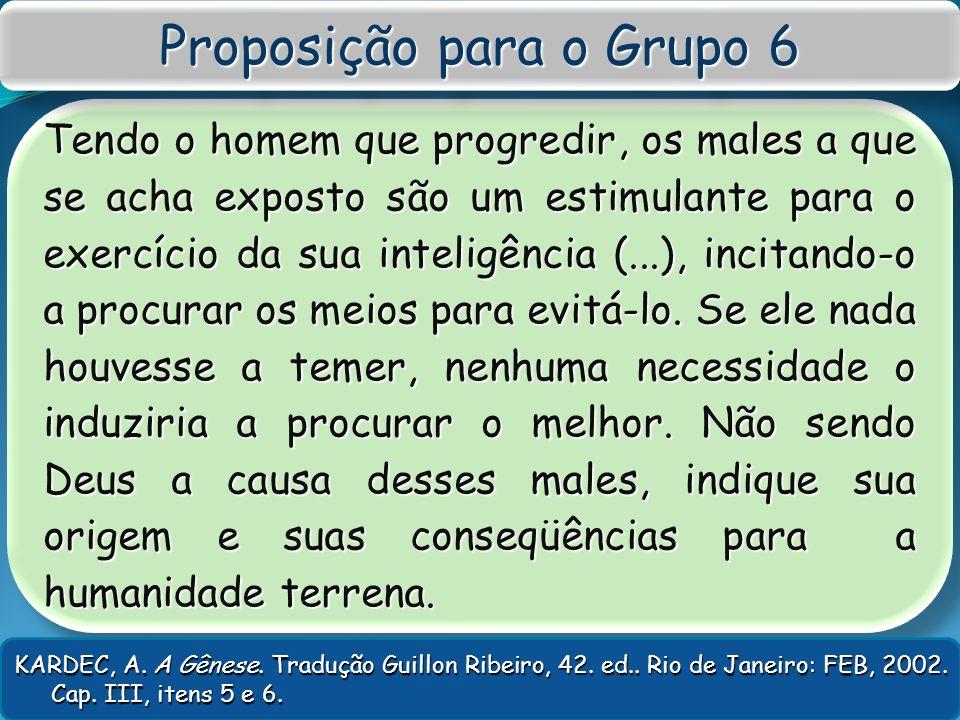 Proposição para o Grupo 6