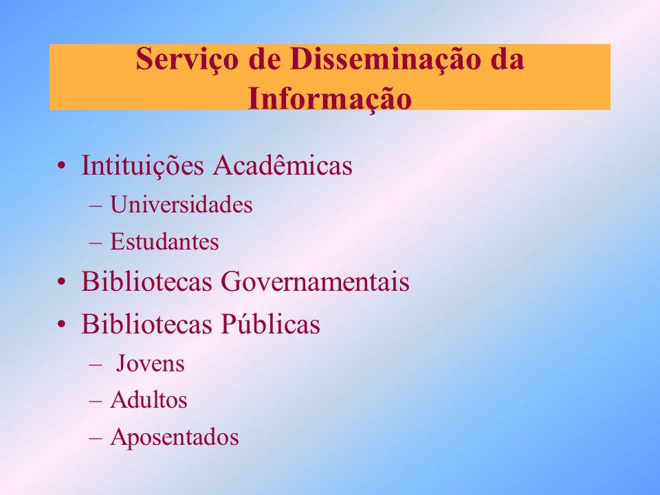 Serviço de Disseminação da Informação