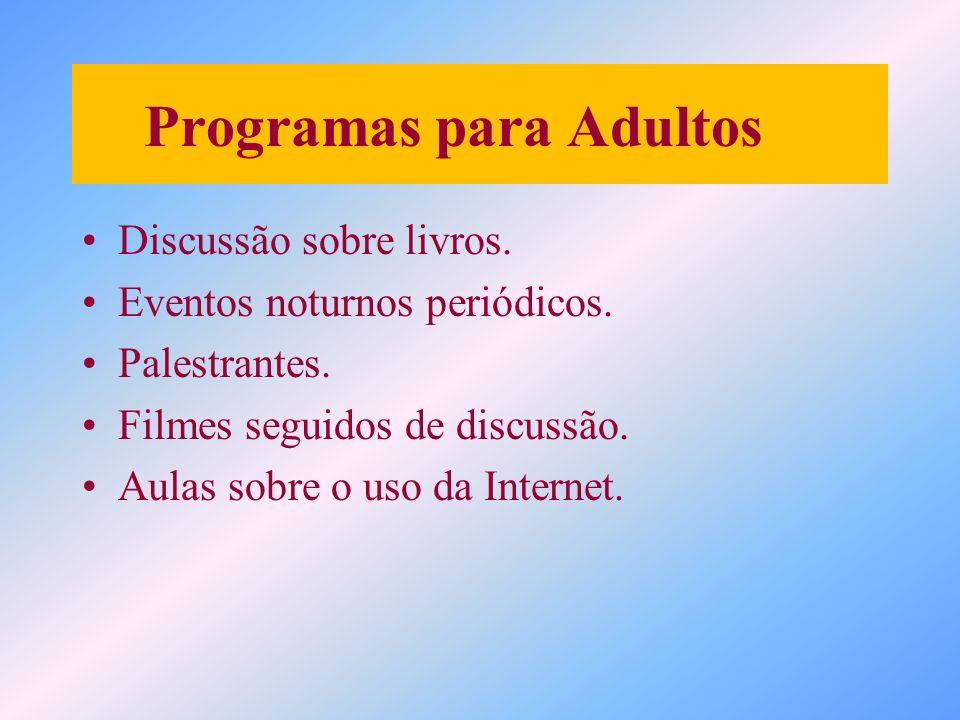 Programas para Adultos