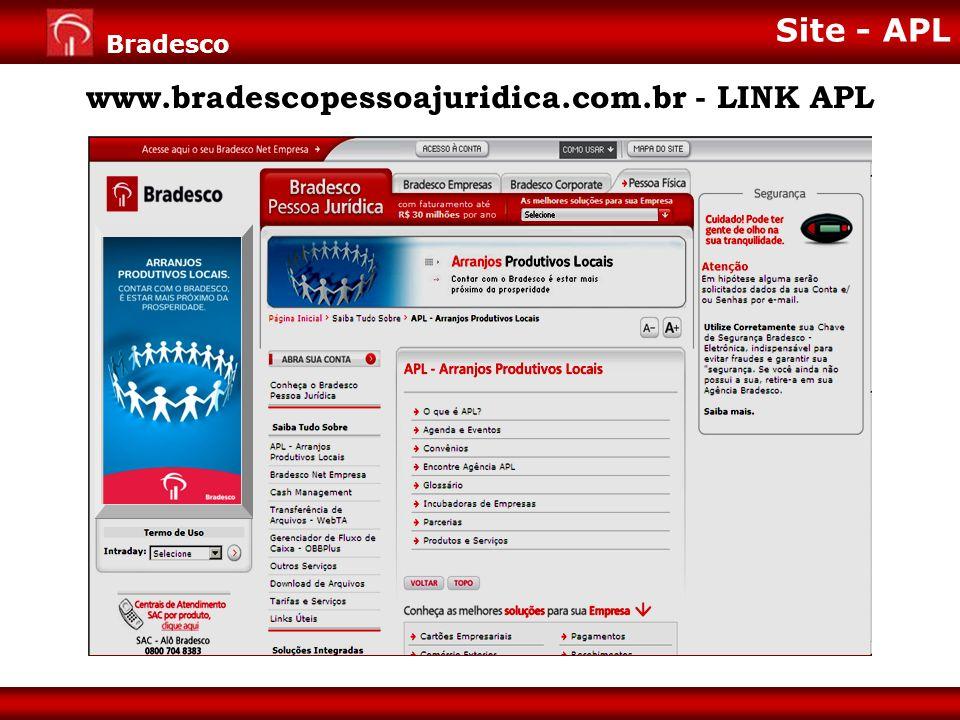 www.bradescopessoajuridica.com.br - LINK APL