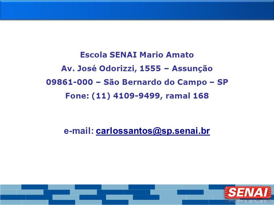 e-mail: carlossantos@sp.senai.br
