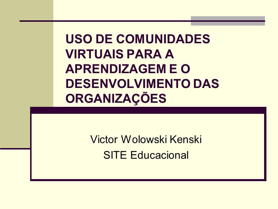 Victor Wolowski Kenski SITE Educacional