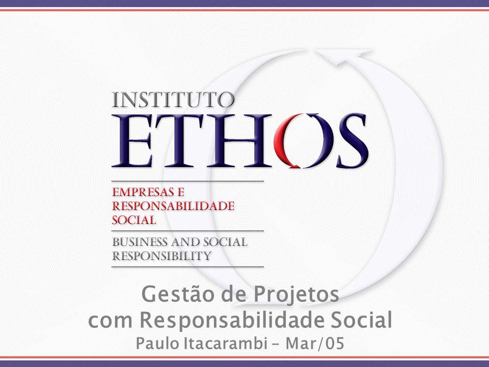 com Responsabilidade Social Paulo Itacarambi – Mar/05