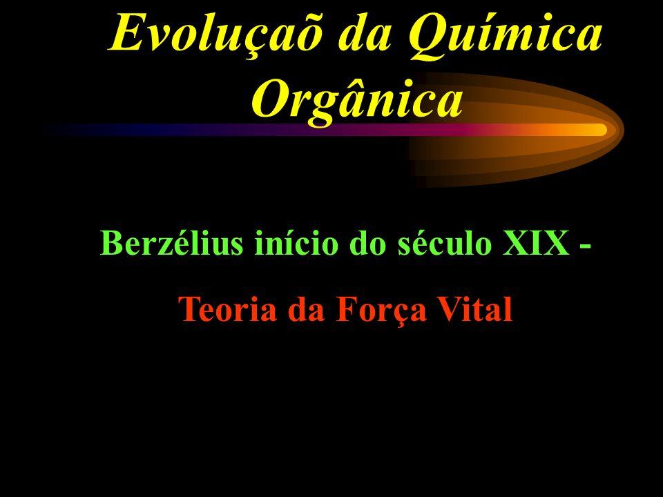 Evoluçaõ da Química Orgânica