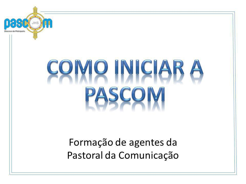 Pastoral da Comunicação