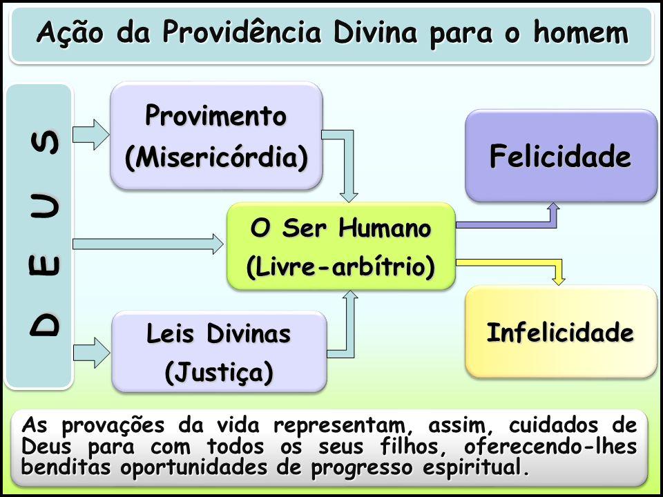 Ação da Providência Divina para o homem