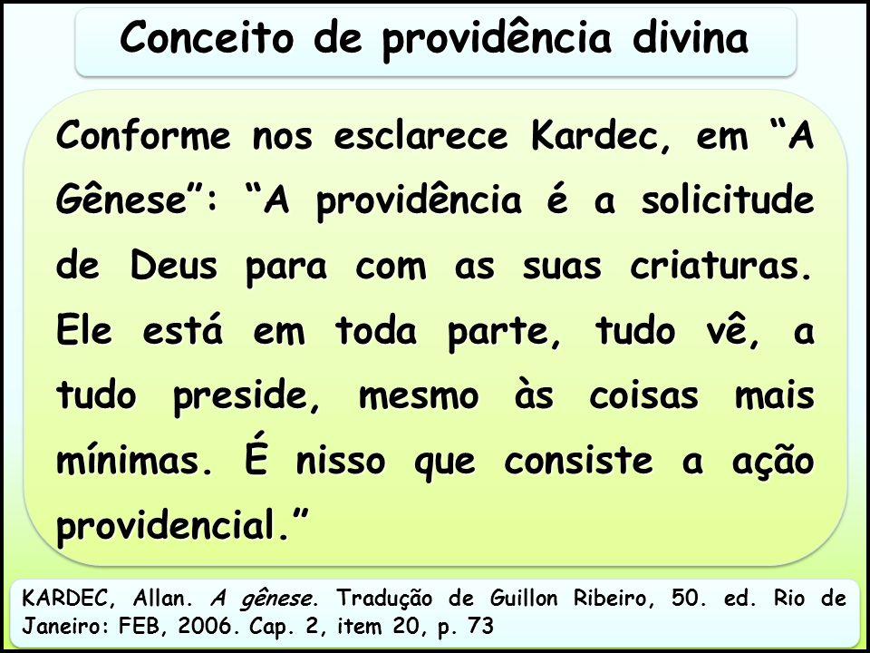 Conceito de providência divina