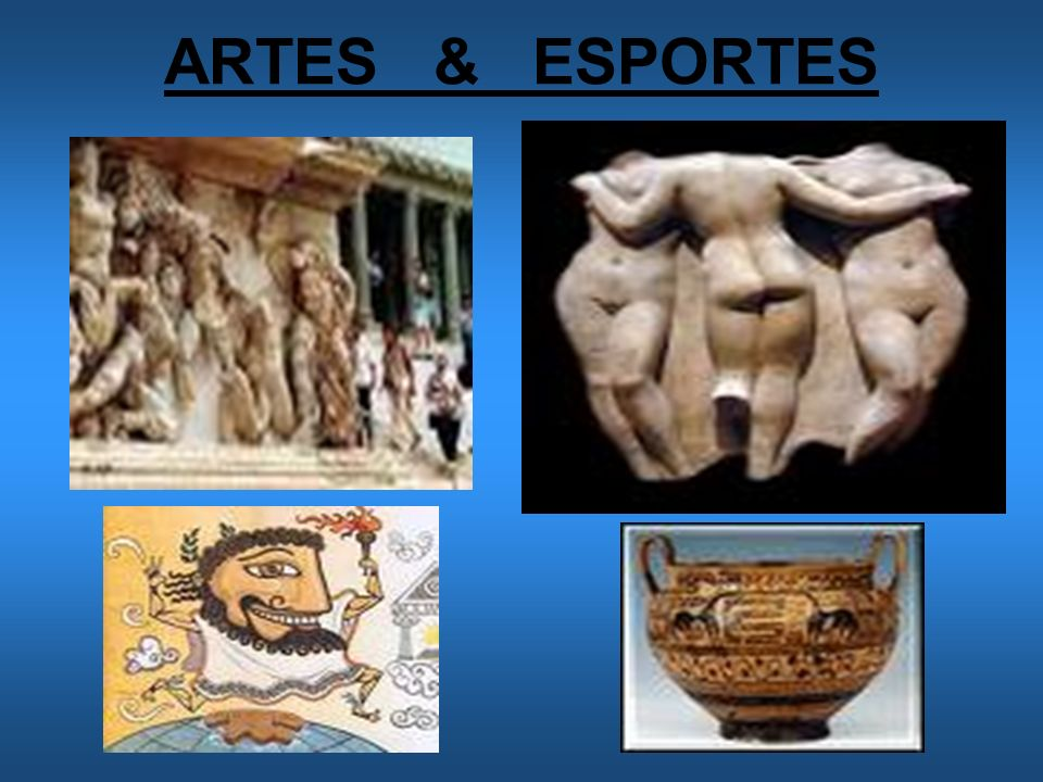 ARTES & ESPORTES