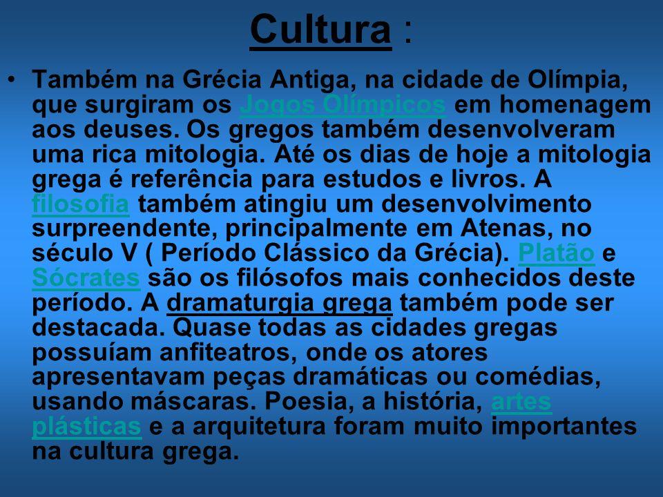 Cultura :