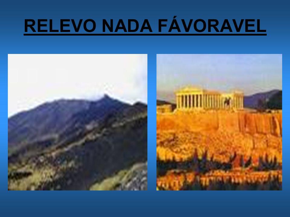 RELEVO NADA FÁVORAVEL
