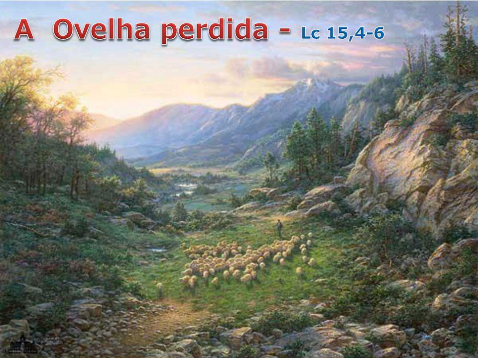 A Ovelha perdida - Lc 15,4-6