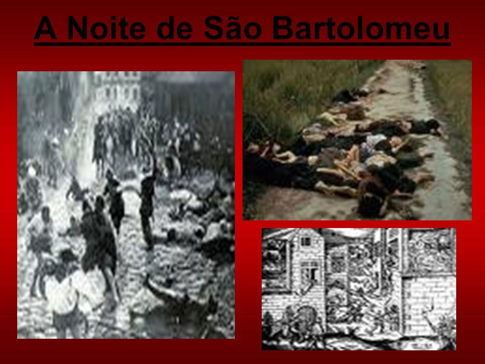 A Noite de São Bartolomeu