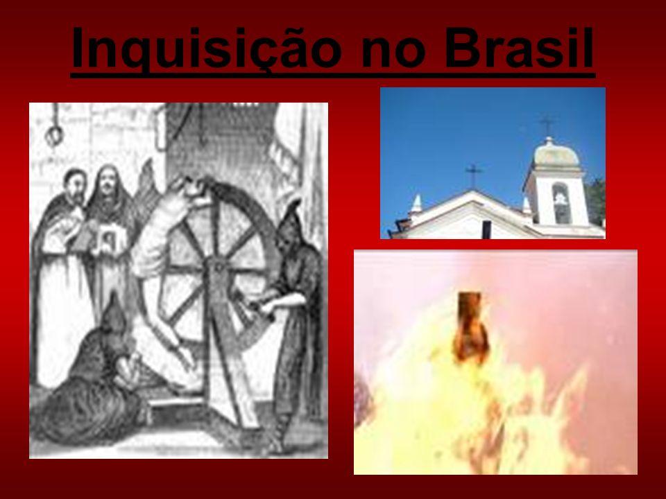Inquisição no Brasil