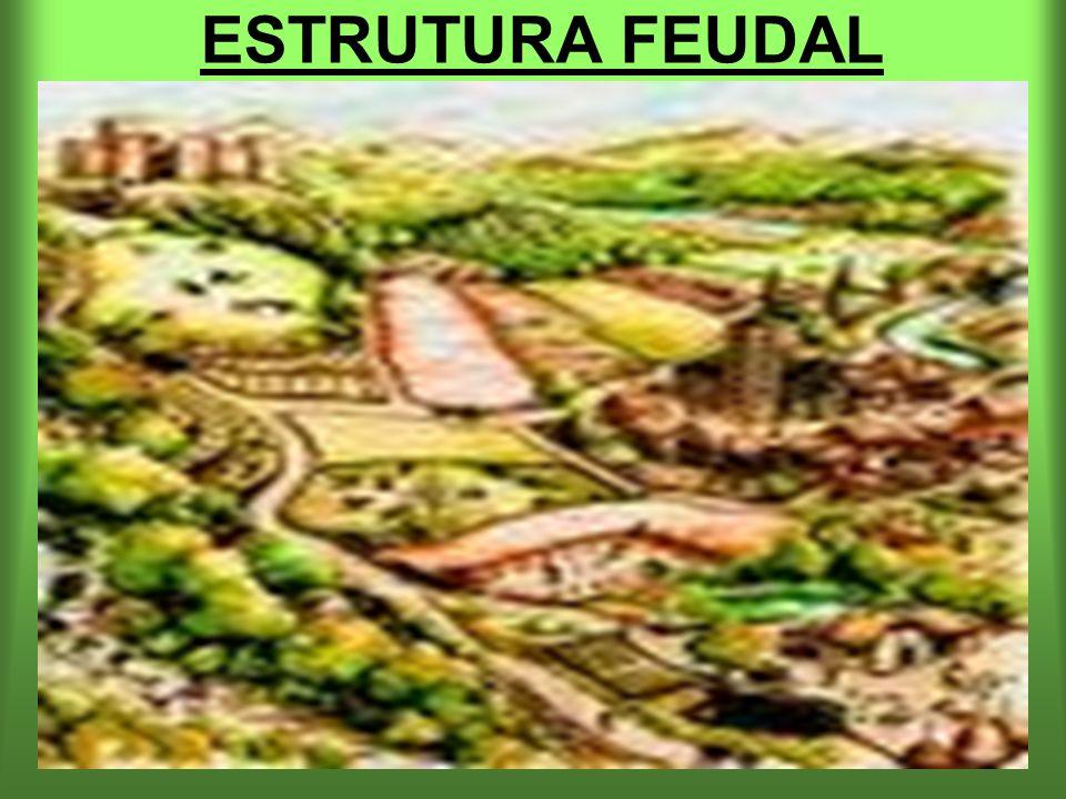 ESTRUTURA FEUDAL