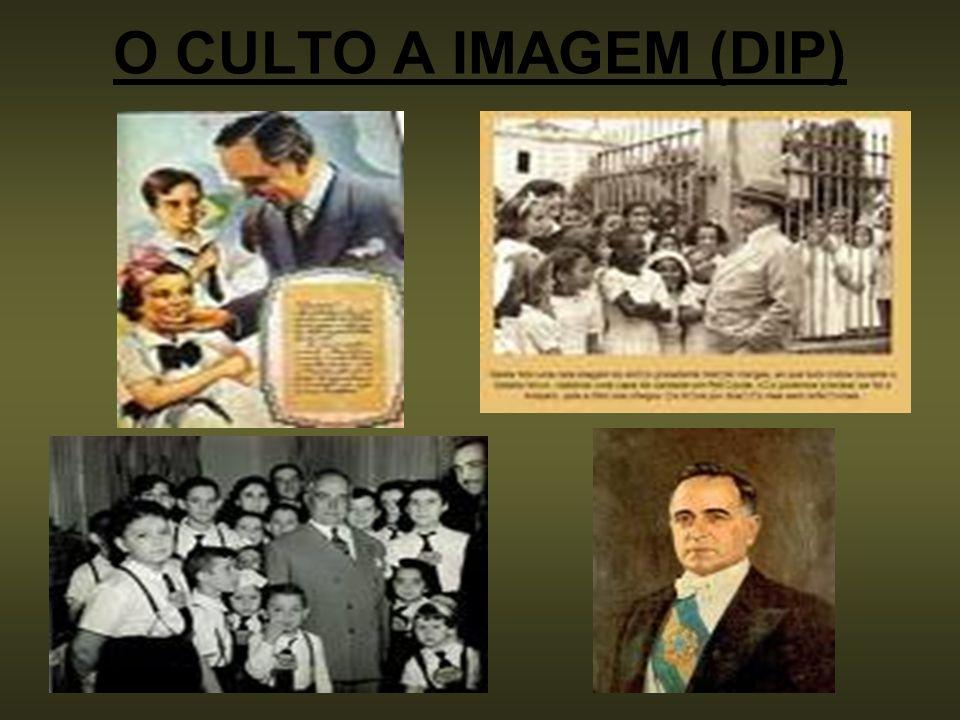 O CULTO A IMAGEM (DIP)