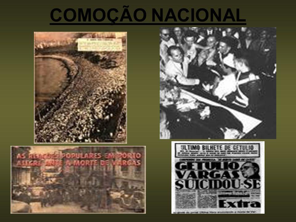 COMOÇÃO NACIONAL
