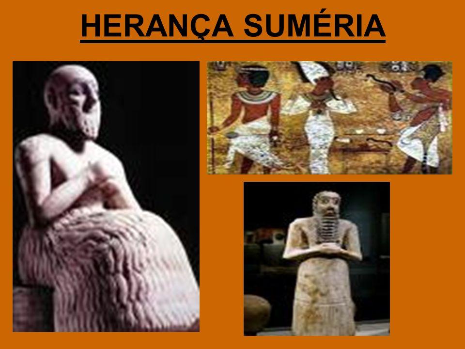 HERANÇA SUMÉRIA