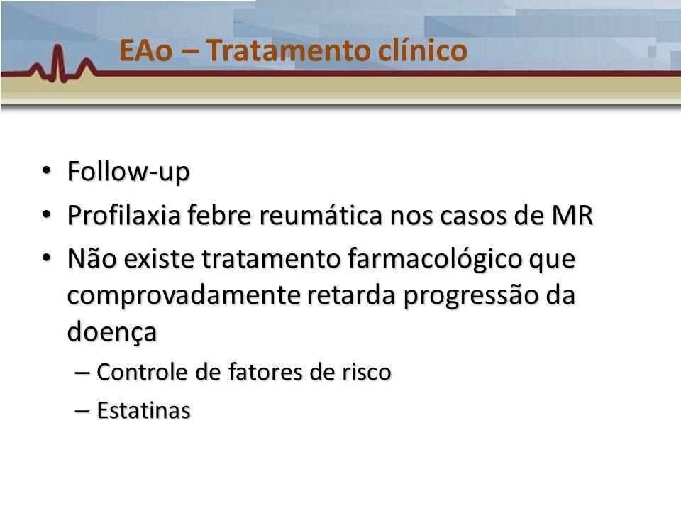 EAo – Tratamento clínico