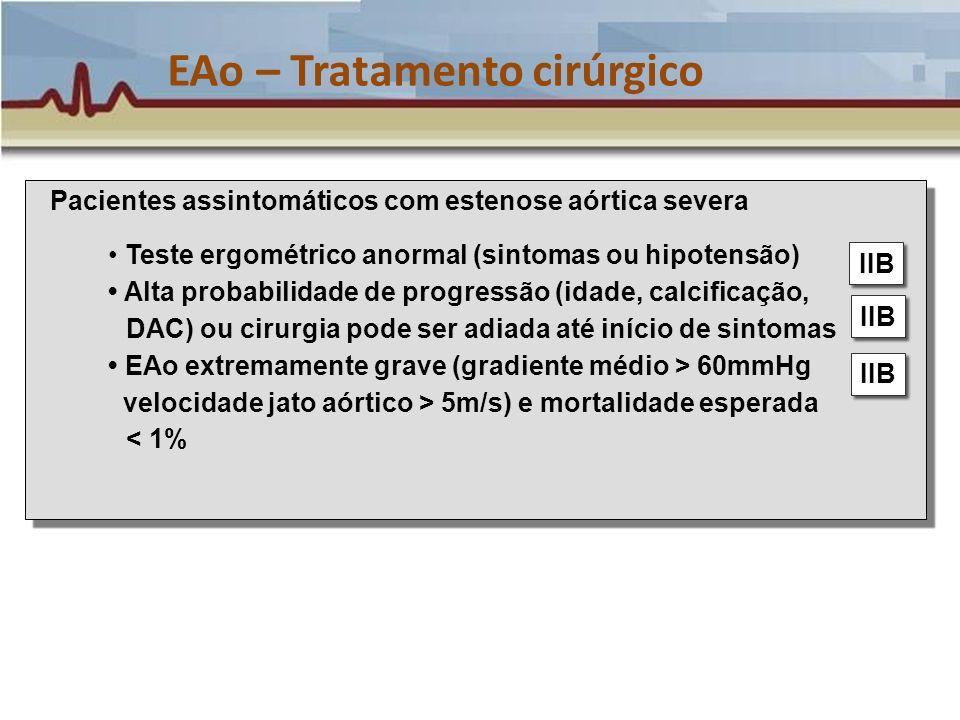 EAo – Tratamento cirúrgico