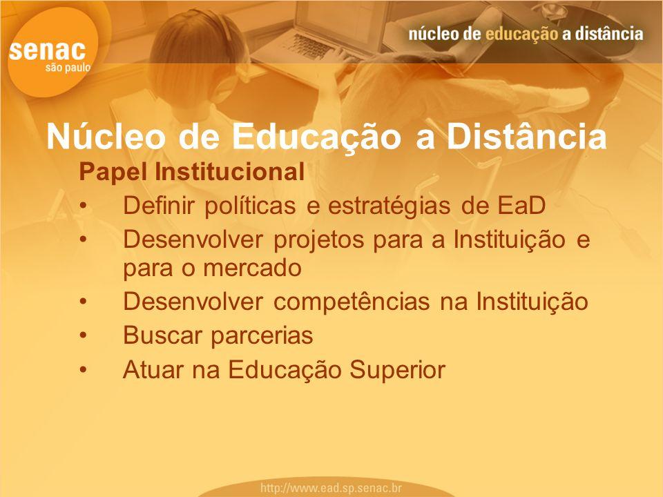 Núcleo de Educação a Distância