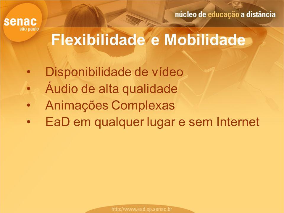 Flexibilidade e Mobilidade