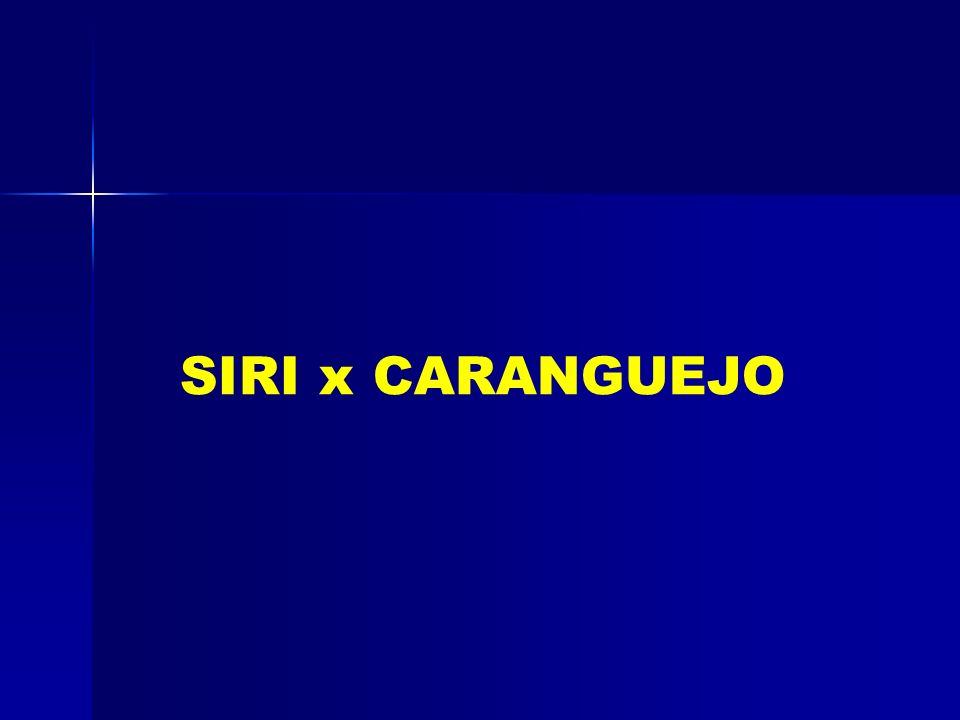 SIRI x CARANGUEJO