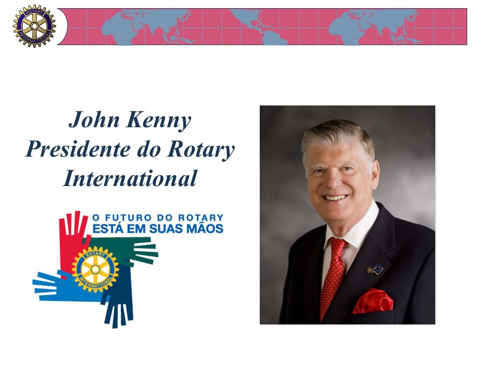 Presidente do Rotary International