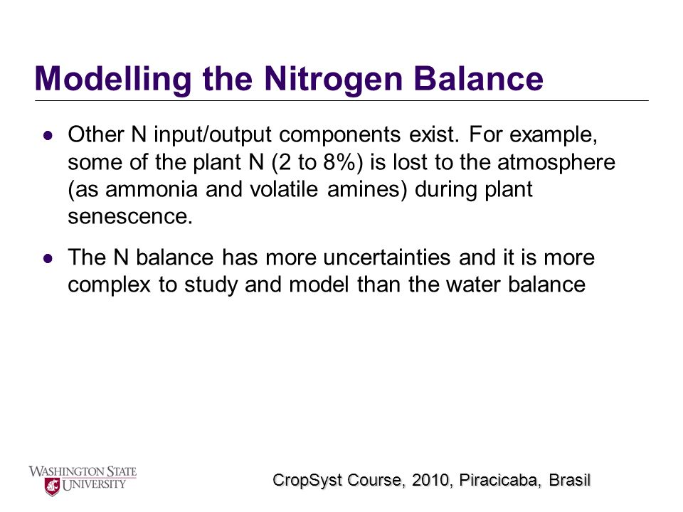 What is Nitrogen Balance? (with pictures) - wisegeek.com