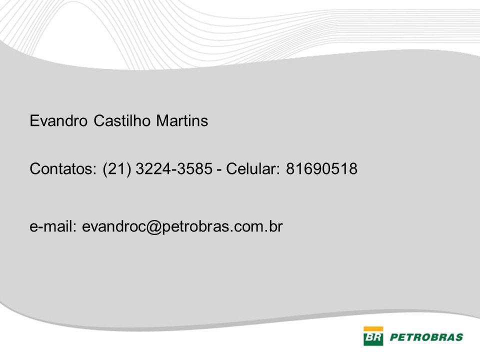 Evandro Castilho Martins