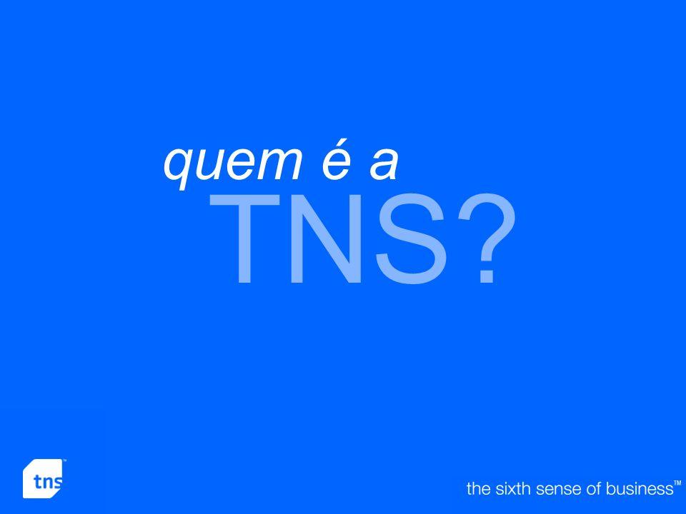 quem é a TNS Who is TNS 4