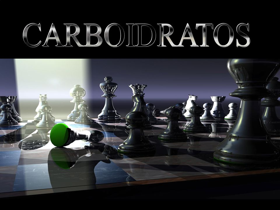 CARBOIDRATOS α - Glicose Amido Celulose β - Glicose