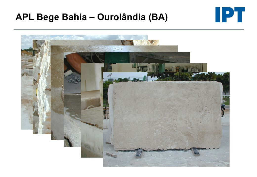 APL Bege Bahia – Ourolândia (BA)