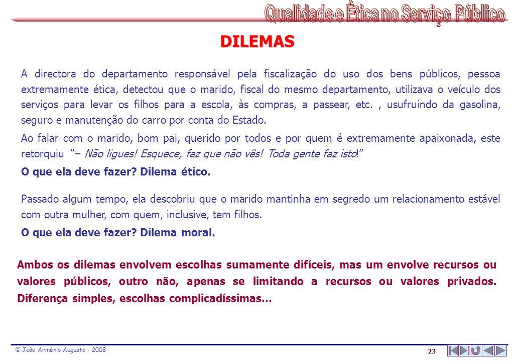DILEMAS