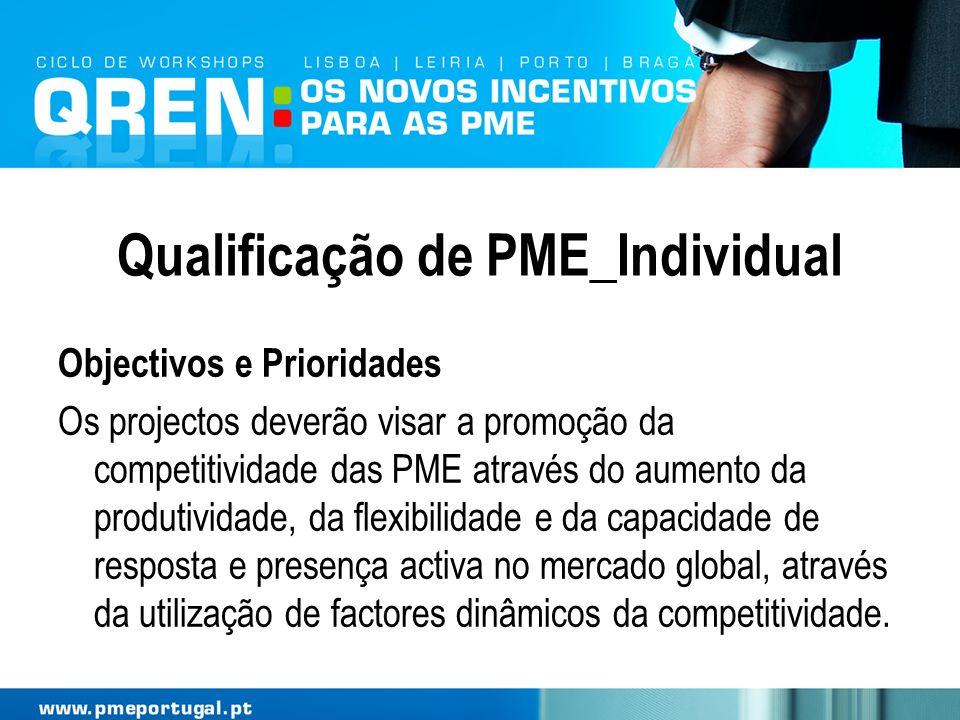Qualificação de PME_Individual