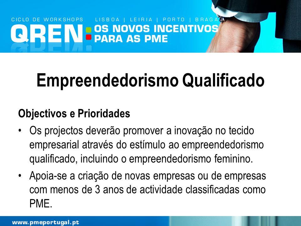 Empreendedorismo Qualificado