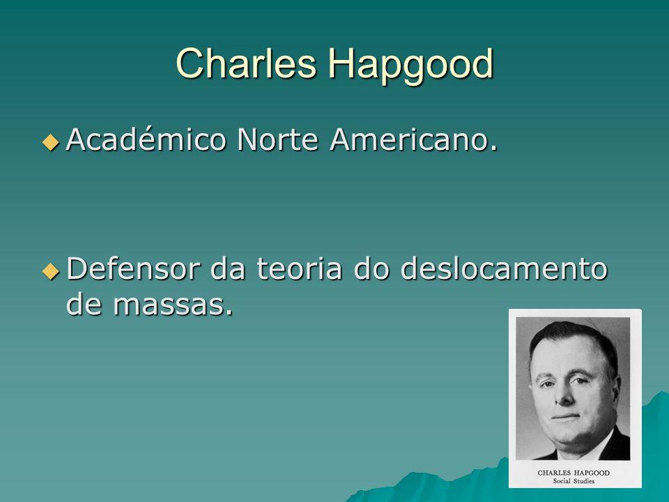 Charles Hapgood Académico Norte Americano.