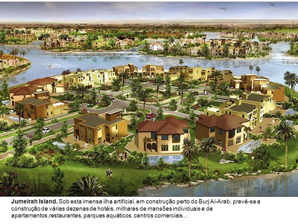 Jumeirah Island.