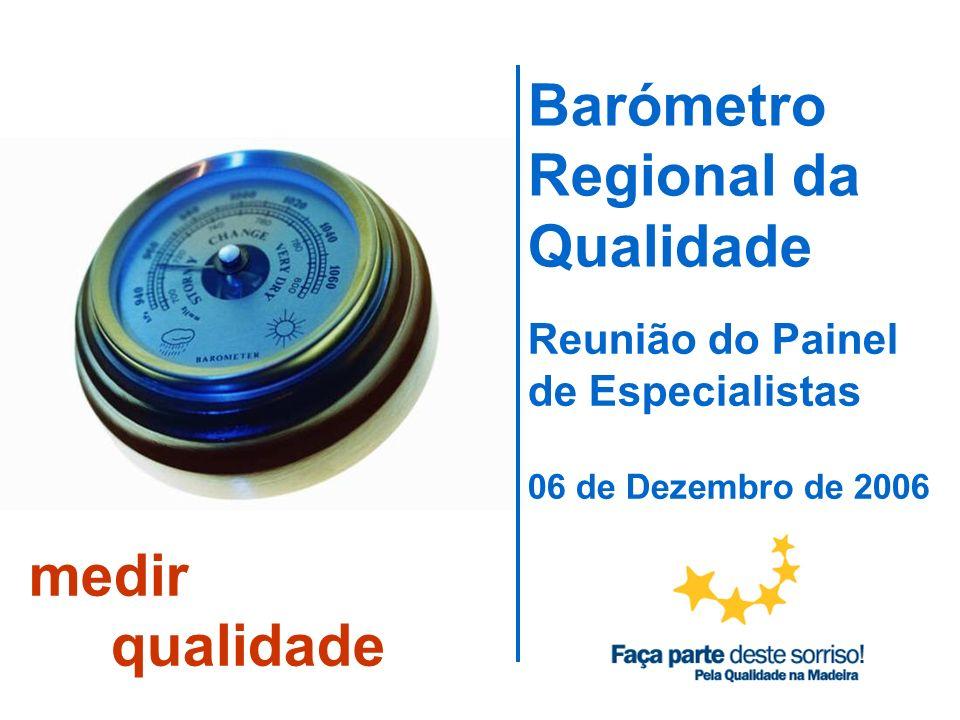 Barómetro Regional da Qualidade
